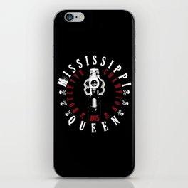 Mississippi Queen iPhone Skin