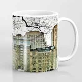 The view from Bryant Park Coffee Mug