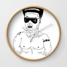 BEST THINGS IN PUNK Wall Clock