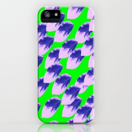 The Limeade Leaves iPhone Case