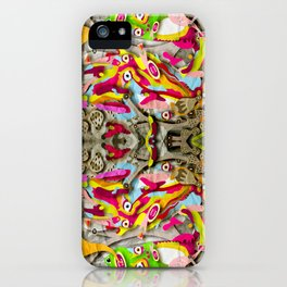 What I am You Will Become iPhone Case