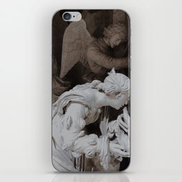 Sculpture 2 iPhone Skin