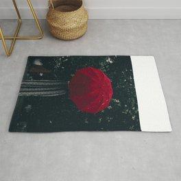 red umbrella #society6 #decor #buyart Rug