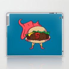 Hamburger Heroes Laptop & iPad Skin