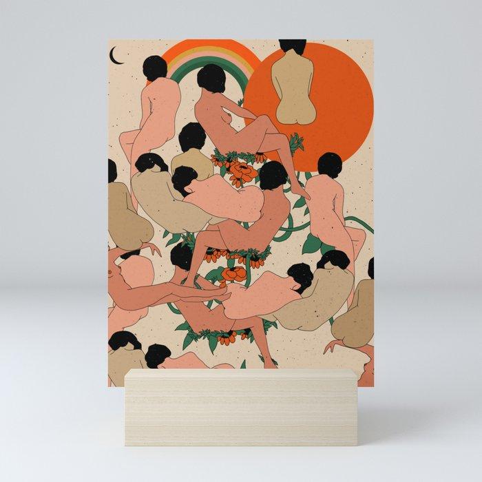 Got Your Back Mini Art Print