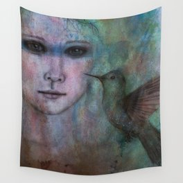 A Spirit of Youth Wall Tapestry