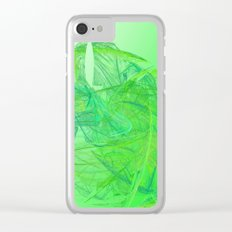Vegetable Clear iPhone Case