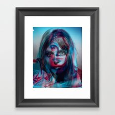 Sharon Mix 9 Framed Art Print