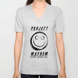 Project Mayhem Unisex V-Neck