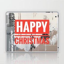 Snowfall - Happy Christmas Laptop & iPad Skin