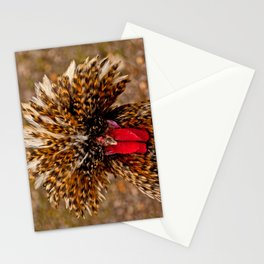 DO YOU LIKE MY HAIRSTYLE Stationery Cards