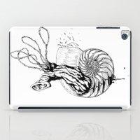 sound iPad Cases featuring Sound by Ryan Michael Scott