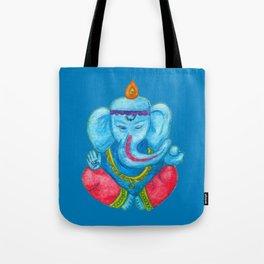 Ganesh pencil watercolours Tote Bag