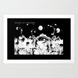 Open Spaces Art Print