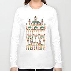 Block Façade Long Sleeve T-shirt
