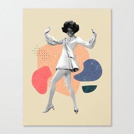 Señorita, pt. II Canvas Print
