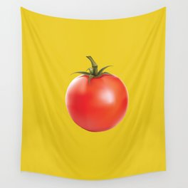 Tomato Wall Tapestry