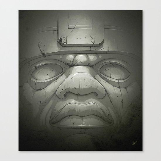 Olmeca I. Canvas Print