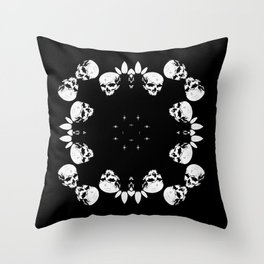 Exquisite Corpse Throw Pillow