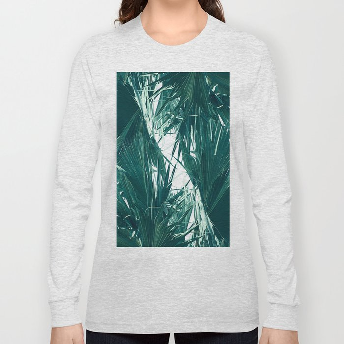 Palm Twist Long Sleeve T-shirt
