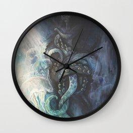 Noyade Wall Clock
