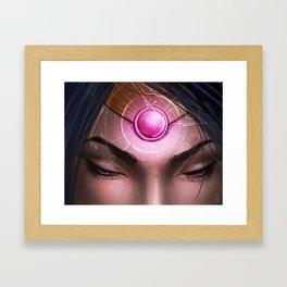 Netrunner - Feedback Filter Framed Art Print