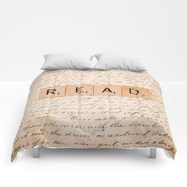 Bookaholic Comforters