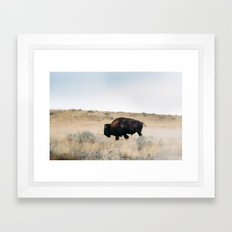 American Icon Framed Art Print