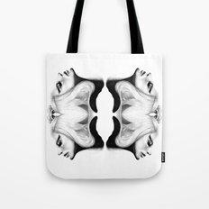 Mirrored Compassion Tote Bag