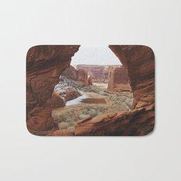 Window Rock Bath Mat
