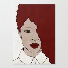 Female One Canvas Print