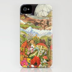 Shrooms Slim Case iPhone (4, 4s)
