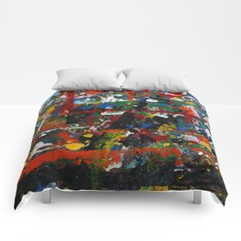 Painted sheet Comforters