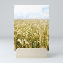Prairie Days Mini Art Print