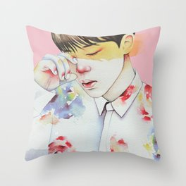 In The Mood For Love Throw Pillow