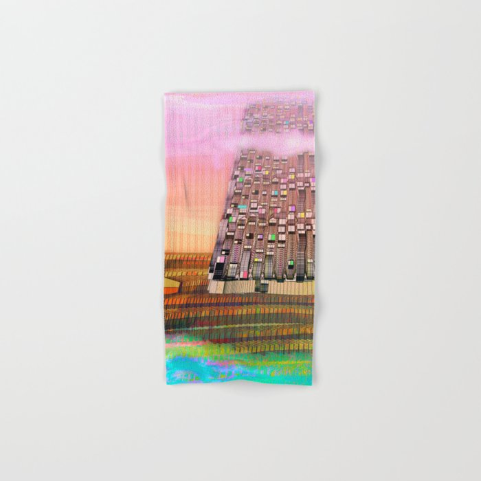 Atlante 30-06-16 / BABYLON'souls Hand & Bath Towel