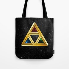 The Tri[llusion] Force Tote Bag