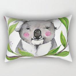 Baby Grey Rectangular Pillow
