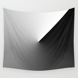 25 black and white abstract Wall Tapestry