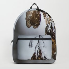 Frost Crytals Backpack