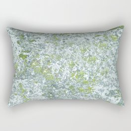 concrete in winter Rectangular Pillow