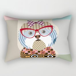 Shih Tzu Rectangular Pillow