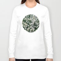 lily Long Sleeve T-shirts featuring lily by gasponce