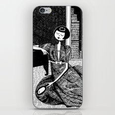 it is only a paper moon iPhone & iPod Skin