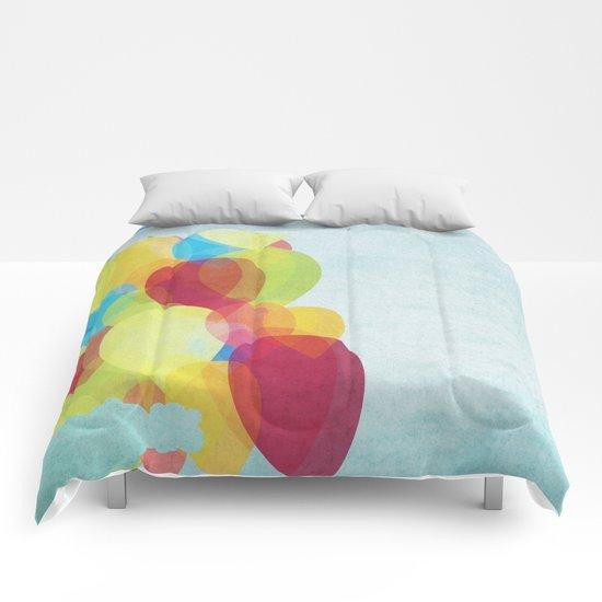 Happy Sky Comforters