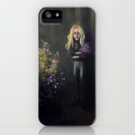 The Cottage at the Edge of Valleywood iPhone Case