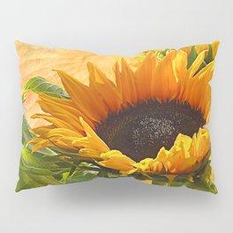 Good Morning Sunflower Pillow Sham