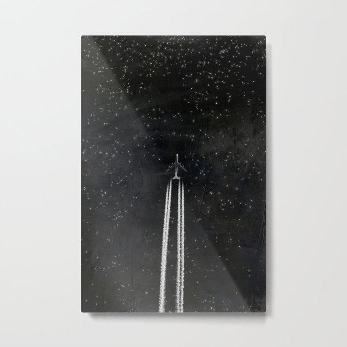 StarFlight Metal Print