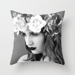 Wayward Girl, 2.0 Throw Pillow