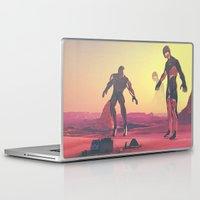 giants Laptop & iPad Skins featuring Giants  by @slimesunday